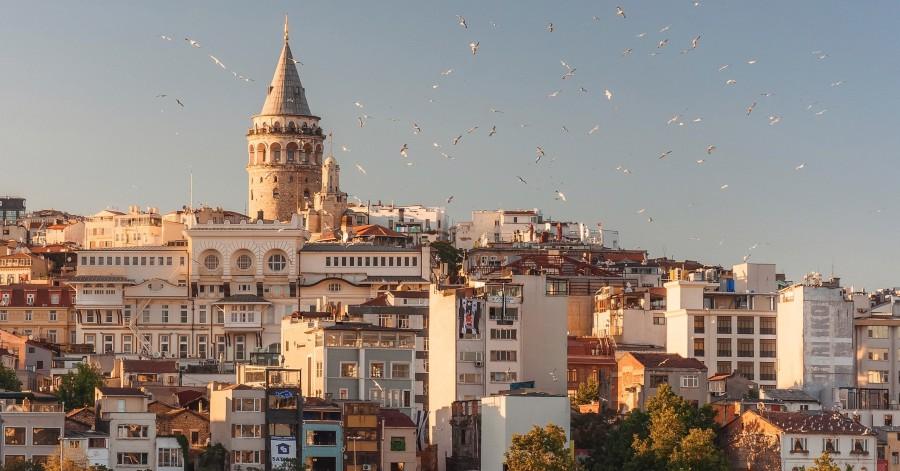 paket med boende i Istanbul